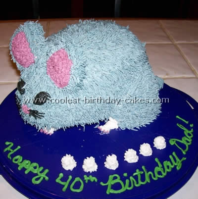 Coolest Chinchilla Cake Photos