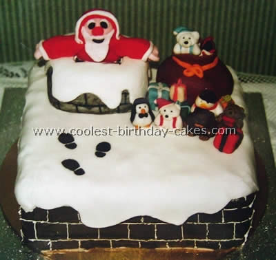 Coolest Christmas Cake Recipe Ideas