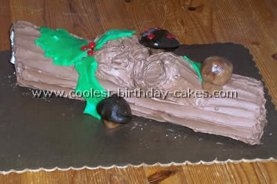 Coolest Buche De Noel Christmas Cake Ideas