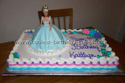 Coolest Cinderella Cakes on the Web's Largest Homemade