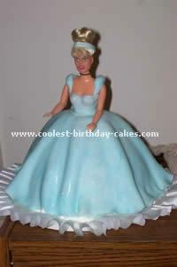 Cinderella Cake Photo