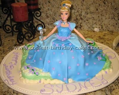 Miraculous Coolest Cinderella Birthday Cake Photos Funny Birthday Cards Online Drosicarndamsfinfo