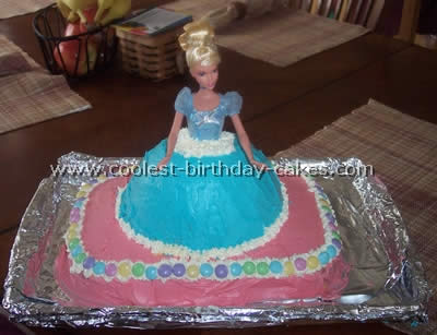 Terrific Coolest Cinderella Birthday Cakes Personalised Birthday Cards Petedlily Jamesorg