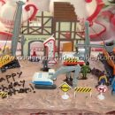 Coolest Construction Cake Photos - Web's Largest Homemade Birthday Cake Photo Gallery