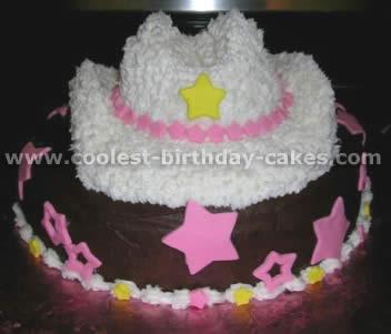 Cowboy Birthday Cakes