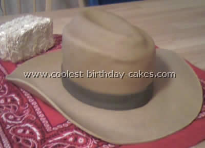Wondrous Coolest Cowboy Birthday Cakes Funny Birthday Cards Online Aboleapandamsfinfo