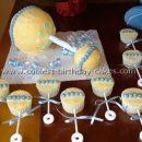 Creative Baby Shower Cakes - Web's Largest Homemade Birthday Cake Photo Gallery
