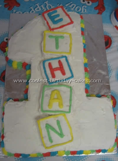 Wondrous 11 Creative Cake Ideas For A First Birthday Party Personalised Birthday Cards Cominlily Jamesorg