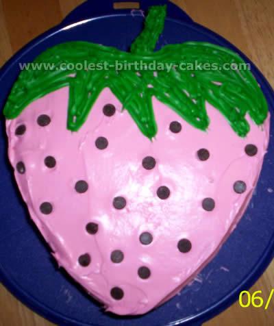 Fruit Shaped Creative Cakes