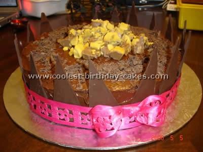 Crown Cake Photo