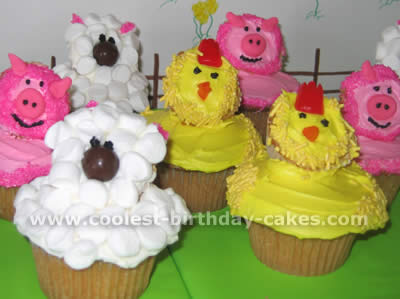 Coolest Birthday Cakes and Cute Cupcakes