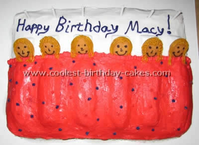 Coolest Decorated Cakes and Homemade Birthday Cake Photo Gallery