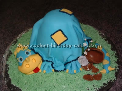 Coolest Dinosaur Picture Cakes and How-To Tips