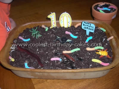 Sensational Coolest Dirt Cake Photos And How To Tips Birthday Cards Printable Giouspongecafe Filternl