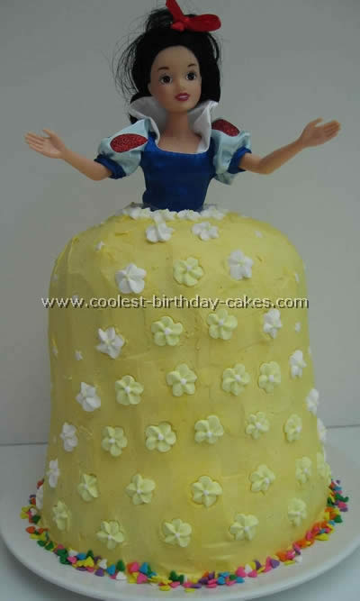 Coolest Disney Snow White Cake Ideas