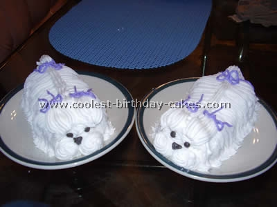 Coolest Homemade Dog Cakes