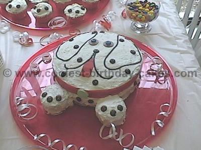 Dog Birthday Cake Picture