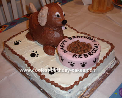 Excellent Coolest Dog Birthday Cake Recipes Funny Birthday Cards Online Sheoxdamsfinfo