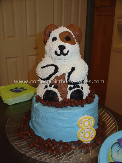 Coolest Dog Cakes
