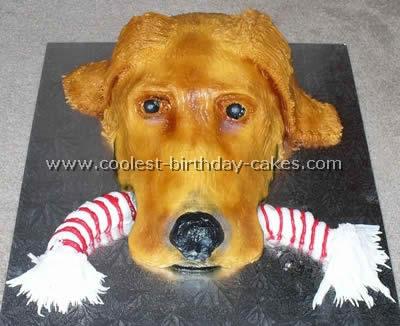 Chihuahua cake – piece of cake – bakery & café.