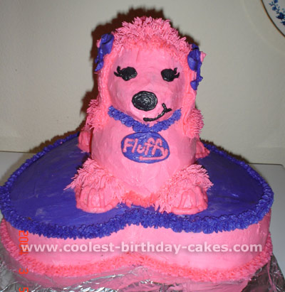 Doggie Cake Recipes