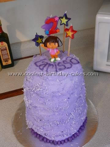Coolest Dora Birthday Cake Photos and How-to Tips