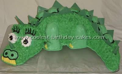 Dragon Cake Photo