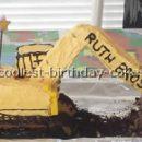 Coolest Construction Cakes and Dump Cake Ideas