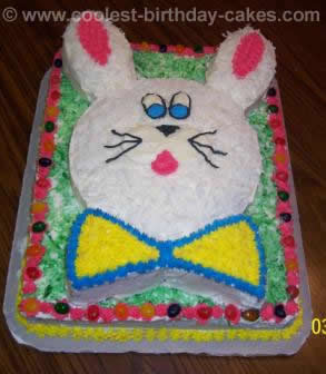 Coolest Easter Bunny Cake Ideas Photos And How To Tips
