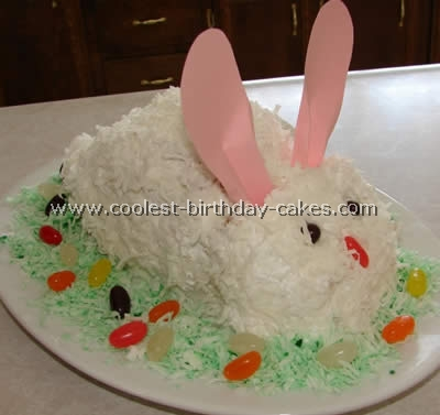 Coolest Easter Bunny Cake Ideas, Photos and How-To Tips