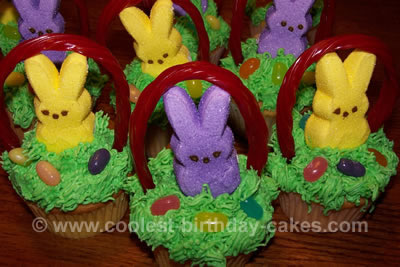 Coolest Easter Cupcakes, Photos and How-To Tips