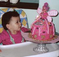 Fairy Cake Photo