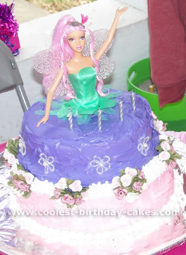 Groovy Coolest Fairy Cake Photos And How To Tips Personalised Birthday Cards Sponlily Jamesorg