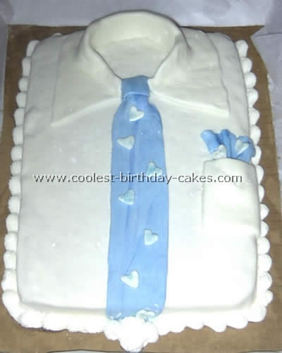 Easy Fathers Day Cake Ideas