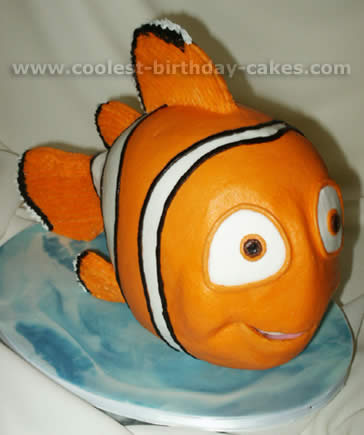 Coolest Finding Nemo Cakes and How-To Tips