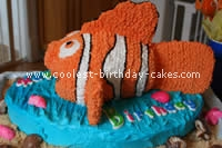 Finding Nemo Picture Cakes