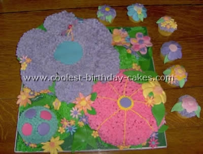 Amazing Coolest Flower Birthday Cake Ideas Inspiration For The Hobby Baker Funny Birthday Cards Online Alyptdamsfinfo