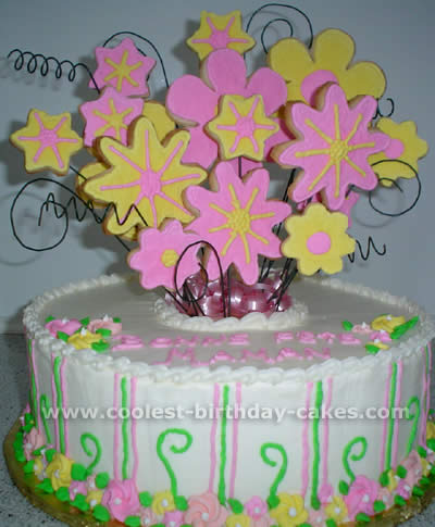 Coolest Flower Cake Photos and How-To Tips