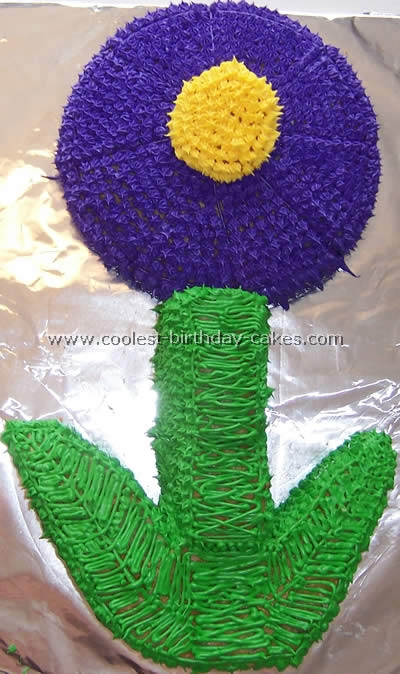 Coolest Flower Cakes Photo Gallery and How-To Tips