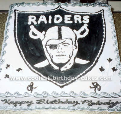 Coolest Football Cake Photos And Amazing How To Tips