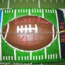 Coolest Football Cake Photos and Amazing How-To Tips
