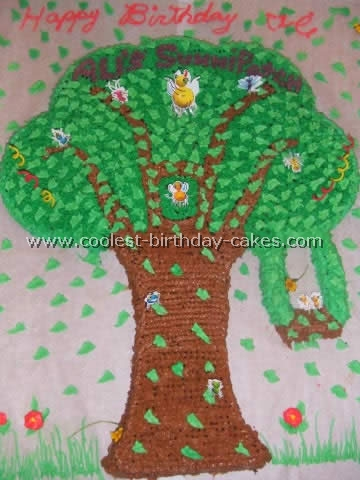Free Cake Decorating Ideas