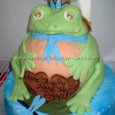 Coolest Frog Birthday Cakes and How-To Tips