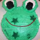 Coolest Frog Cake Photos - Web's Largest Homemade Birthday Cake Photo Gallery