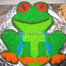 Coolest Frog Cakes and How-To Tips
