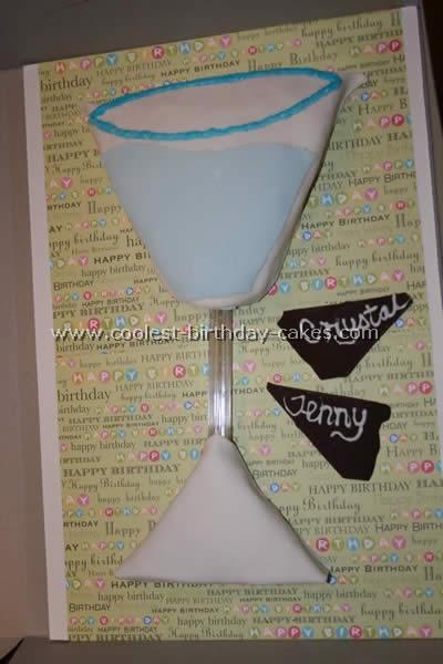 Drink-Shaped Fun Cake Designs