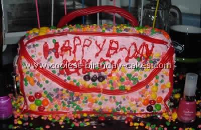 Coolest Girls Birthday Cake Ideas