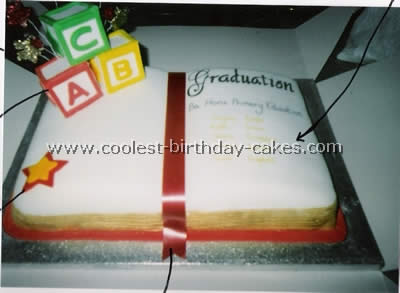 Coolest Graduation Cake Ideas Photos And How To Tips