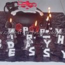 Coolest Graveyard Cake Ideas, Photos and How-To Tips