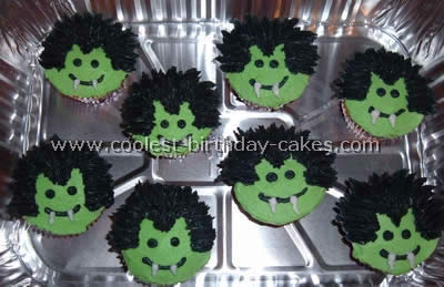 Coolest Halloween Cupcakes, Photos and How-To Tips